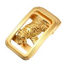 Mặt khóa thắt lưng - đầu khóa thắt lưng Sam Leather SMDN020BV đầu khóa inox nguyên khối hàng chính hãng bảo hành 1 năm