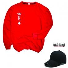 Áo thun sweater nam nữ mùa đông noel và tết 2020 thương hiệu dokafashion (tặng 1 nón) - SW402