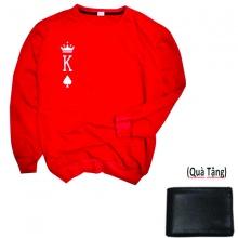 Áo thun sweater nam nữ mùa đông noel và tết 2020 thương hiệu Dokafashion - SW403