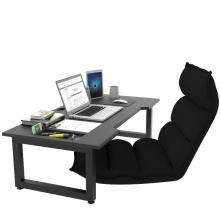 Bộ bàn Công nghệ  thông minh Techdesk - ghế Kotasu đen - Nội thất Gọn