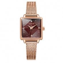Đồng hồ nữ Julius Hàn Quốc JA-1220 dây thép
