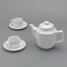 Bộ trà 0.7 L - Jasmine - Trắng