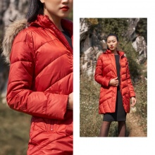 Áo jacket 3 lớp đỏ HeraDG - WJK19004