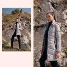 Áo jacket 3 lớp màu ghe HeraDG - WJK19012