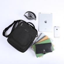 Túi đeo chéo thời trang vertical5 black