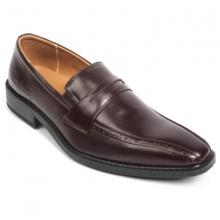 Giày da Pierre Cardin Brown Penny Loafer Cement - PCMFWLB046BRW màu nâu