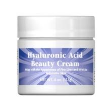 Kem dưỡng ẩm chống nhăn Hyaluronic Acid Beauty Cream Puritan's Pride 4oz