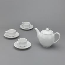 Bộ trà 0.5 L - Camellia - trắng