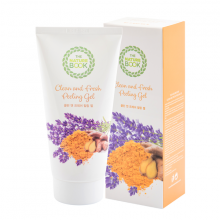 Tẩy da chết thiên nhiên Clean And Fresh Peeling Gel - The Nature Book