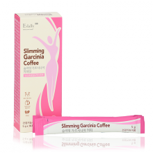 Cafe giảm cân Edally - Slimming Garcinia Coffee