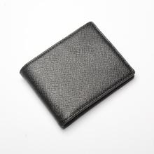 Ví da nam 4U thời trang saffiano FA186 - đen