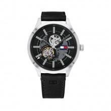 Đồng hồ Tommy 1791641 nam dây da 44mm