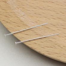 Đinh bạc đầu dẹp chữ T 35mm - Ngọc Quý Gemstones