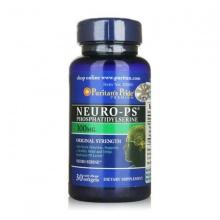 Viên uống bổ trí não Puritan's Pride Neuro PS Phosphatidylserine 100mg 30 viên