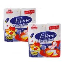 Combo 2 giấy lau bếp Elene