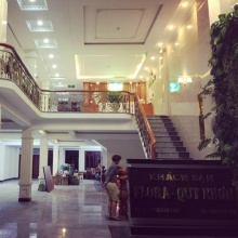 Khách sạn Flora Hotel