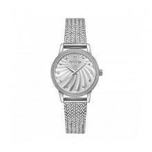 Đồng hồ nữ ja-1219a Julius hàn quốc dây thép bạc