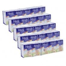Combo 5 lóc Khăn giấy bỏ túi Paseo lốc 10 gói