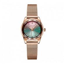 Đồng hồ nữ Julius Hàn Quốc JA-999C dây thép