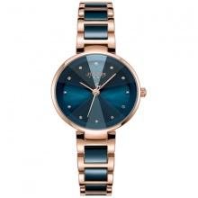 Đồng hồ nữ Julius Hàn Quốc JA-1209 dây đá sang trọng