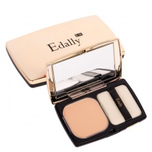 Phấn phủ dưỡng ẩm, kiềm dầu siêu mịn Edally - Nude Powder Foundation brightening - matte effect