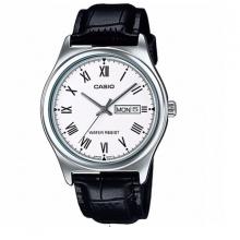 Đồng hồ Casio nam dây da MTP-V006L-7BUDF