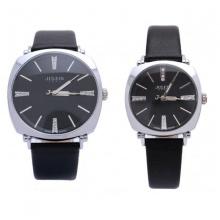 Đồng hồ cặp Julius Hàn Quốc JA-388 JU1126 (đen)