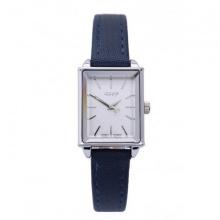 Đồng hồ nữ Julius Hàn Quốc dây da JA-787 JU1125 (xanh đen)