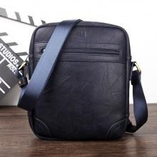 Túi đeo chéo da thời trang 4U D301 - xanh dương