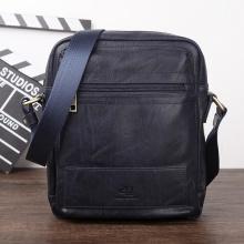 Túi đeo chéo da thời trang 4U D304 - xanh dương