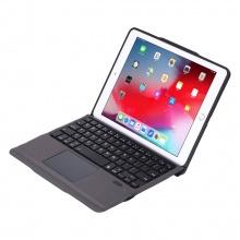 Bàn phím Bluetooth cho iPad 10.2, 10.5 kèm bao da có thể tách rời, có touchpad Aturos T206