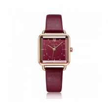 Đồng hồ nữ Julius hàn quốc ja-1123 dây da (4 màu)