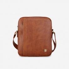 Túi đeo chéo nam phom vuông cá tính IDIGO MB2-334-00