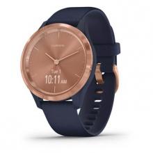 Đồng hồ thông minh Vivomove 3s, Navy - Rose Gold