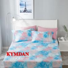 Drap Kymdan Lavish 160 x 200 cm (drap bọc + áo gối nằm) BOTANIC