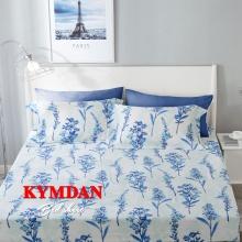 Drap Kymdan Lavish 160 x 200 cm (drap bọc + áo gối nằm) FLEURY