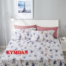 Drap Kymdan Lavish 160 x 200 cm (drap bọc + áo gối nằm) HANAKO
