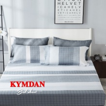 Drap Kymdan Lavish 160 x 200 cm (drap bọc + áo gối nằm) MADDOX