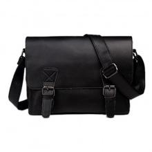 Túi đeo chéo da thời trang 4U DN307 - đen