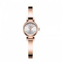 Đồng hồ nữ dây kim loại chính hãng Julius Star Hàn Quốc JS-020C (trắng)