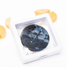 Mặt đá đá pietersite xanh 48mm mệnh thủy mộc - Ngọc Quý Gemstones