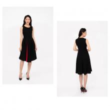 Đầm liền màu đen HeraDG - SDC19020