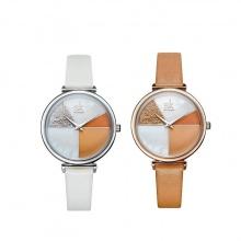 (Siêu sale) Đồng hồ nữ chính hãng Shengke UK 11K0109L