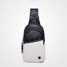 Túi đeo trước ngực phối màu BA414