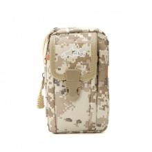Túi đeo hông 4U họa tiết cá tính DH283