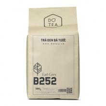 Trà đen bá tước b252 Dotea 500g - chát nhẹ ngọt hậu thơm nồng nàn hương vỏ cam bergamot