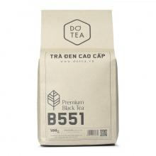 Trà đen cao cấp Dotea 500g - thu hái từ một trong hai vùng trà cổ tại bảo lộc vị thơm dịu