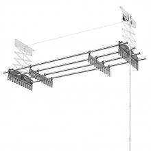 Giàn phơi bán tự động treo trần Wellex Hàn Quốc CH4180-O