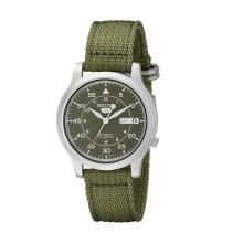 Đồng hồ nam Seiko 5 quân đội SNK807K2S