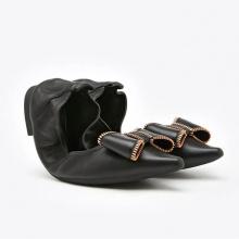 Giày bệt Pazzion 0039-2 - BLACK